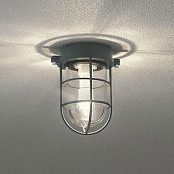 オーデリック 照明器具エクステリア LEDポーチライト電球色 白熱灯40W相当OG254608LD