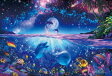 C.R.ラッセン 星に願いを 300ピース アポロ社 アポロ48-904 ホシニネガイヲ