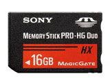 MS-HX16A メモリースティックPRO-HGデュオ 16GB