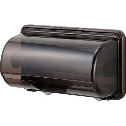 プラススマート キッチンペーパーホルダー ブラウン(1コ入)の写真