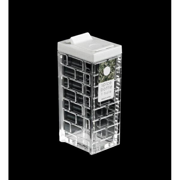 イノマタ スパイスボトル 1 ホワイトの写真