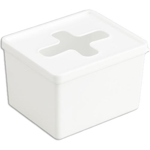 プルアウトボックス ホワイト トール(1個)の写真
