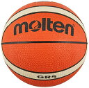 molten(モルテン) バスケットボール GR7 BGR7-OI オレンジ×アイボリー 7号
