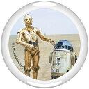 テンヨー WHR-N0002 ヒカリング スター・ウォーズ R2-D2&C-3PO フォトA