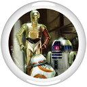 テンヨー WHR-N0021 ヒカリング スター・ウォーズR2-D2&C-3PO&BB-8A