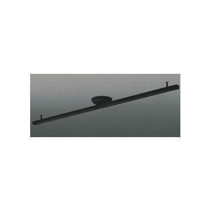 コイズミ照明 取付簡易型スライドコンセントブラック AE42174E
