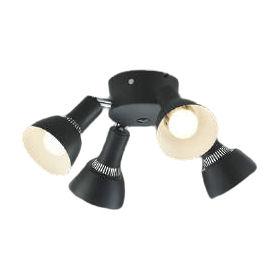 KOIZUMI インテリアファンS-シリーズ専用灯具 器具単独でのご使用 適用畳数:-8畳 電球色:AA47474L CF