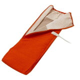 ゼンケン 電磁波カット電気足温器 ZR-50FT オレンジ
