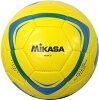 ミカサ MIKASA サッカーボール F4TP-Y 黄 4号球