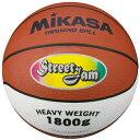 MIKASA ミカサ バスケットボール 7号 B7JMTR 茶/白