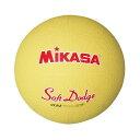 (ドッジボール)MIKASA(ミカサ) ソフトドッジボール1号 軽量約180g イエロー STD-1R-Y