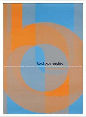 Bauhaus/バウハウス《Archiv 1966 Doppelpunkt/IBH70045》