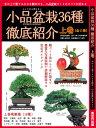 小品盆栽36種 徹底紹介 上巻 2011年 12月号 (雑誌) - 近代出版