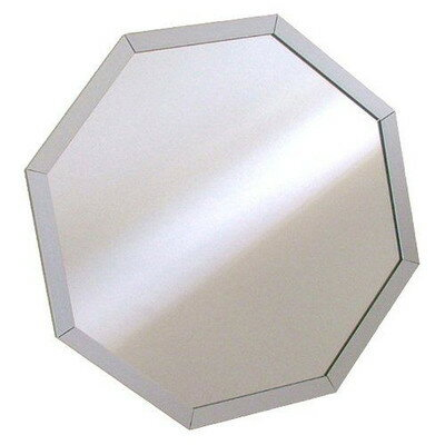octam 八角形 スタンド&ウォールミラー s シルバー ocm-20sv
