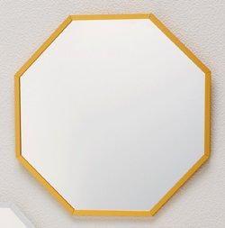パラデック Octam 八角形 ウォールミラー L ゴールド OCM-37