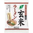 オーサワジャパン ベジ玄米ラーメン しょうゆ 112g
