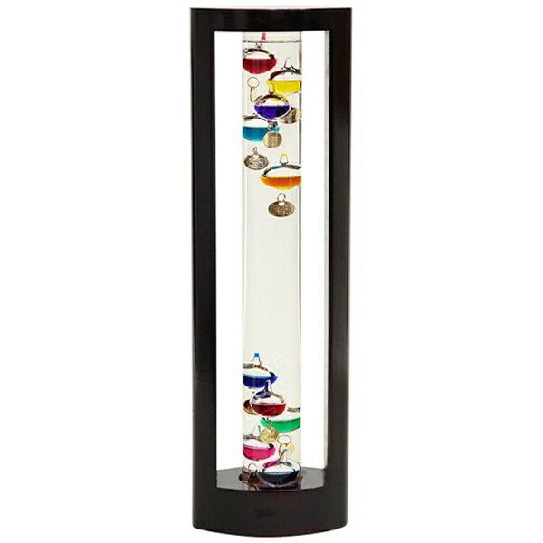 アイシー ガリレオ温度計 木枠 プレミアムの写真