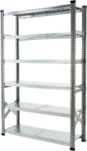 アスプルンド metalsistem メタルシステム 6段 幅 奥行 高さ