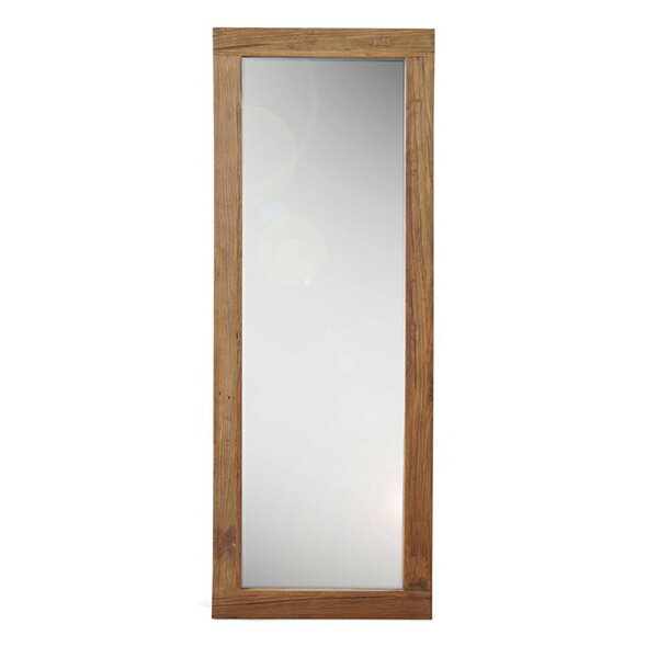 壁掛け アンティークSouvenir Mirror スーヴニールミラー 90×180の写真