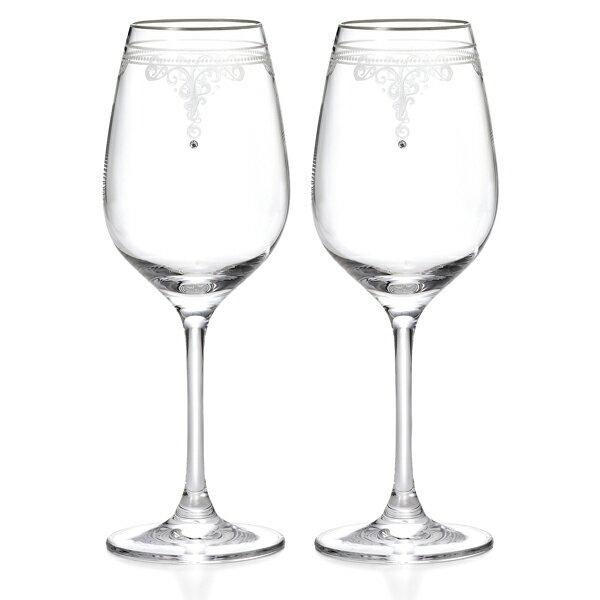 JILL STUART ワイングラスペア 340cc 587457の写真
