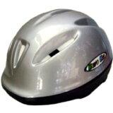 石野商会 こども用 自転車ヘルメット CH-1 48〜52cm シルバー