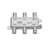 【MAXTEL/マックステル】 CS/BS/地デジ対応 5分配器(1端子電流通過型)DYD-5A
