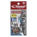 シャウト shout TCツインスパーク PE2cm 1/0 339TT