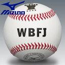 ミズノ MIZUNO 女子硬式用 女子野球試合球 WBFJ 12P 1BJBH13000