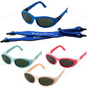 2Way Baby Sunglasses ライトブルー ベビーグッズ 赤ちゃん用おでかけ用品