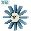 GEORGE NELSON INSPIRE CLOCK ジョージ ネルソン ブロッククロック ナイスデイ