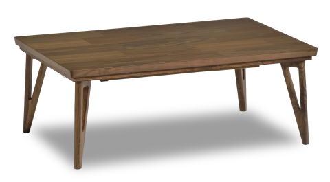 ウオルナツト105 日美 家具調コタツ 105×70cm NICHIBI Mojo Delta Walnut105