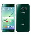 docomo  Galaxy S6 edge SC-04G グリーンエメラルド 白ロム画像