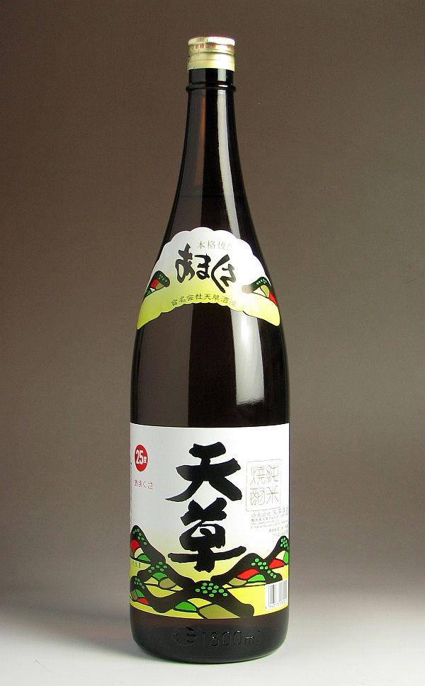 天草酒造 天草(あまくさ)純米焼酎