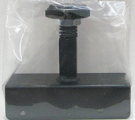 八幡ねじ 2×4材・2×6材用つっぱりアジャスター ブラックの写真