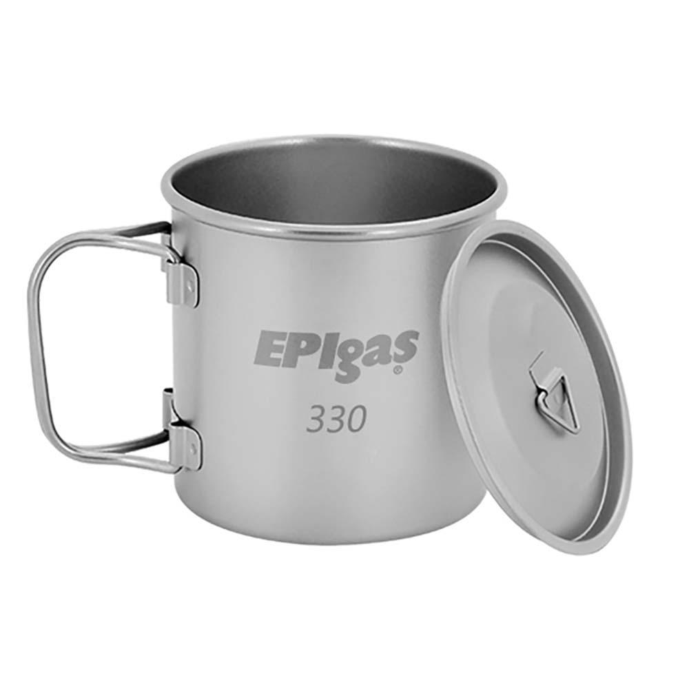 EPIgas(イーピーアイガス) シングルチタンマグ カバーセット