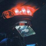 POSH マジェスティ250/C(00-)用 LEDナンバー灯キット