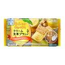 アサヒグループ食品 クリーム玄米ブラン レモンジンジャー 72g
