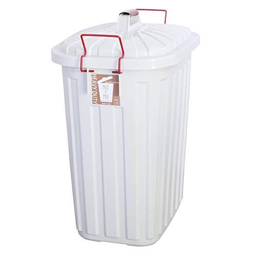 pale pail ゴミ箱   ホワイトの写真