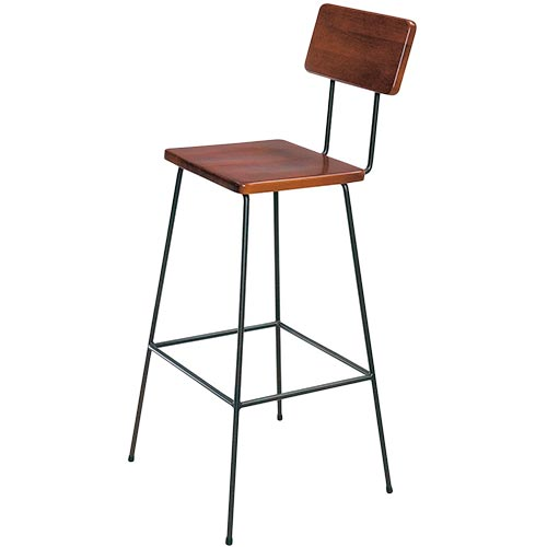 BRESCIA BAR CHAIR