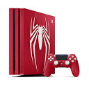 プレイステーション4 Pro Marvel's Spider-Man Limited Edition/PS4/CUHJ10027/C 15才以上対象画像