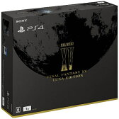 PlayStation 4 FINAL FANTASY XV LUNA EDITION/PS4/CUHJ10013/C 15才以上対象