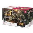 PSP「プレイステーション・ポータブル」 新米ハンターズパック(ブラック/レッド)/PSP//C 15才以上対象 SONY ソニー・インタラクティブエンタテインメント PSPJ-30020
