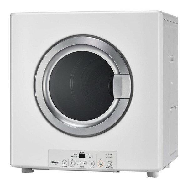 リンナイ ガス衣類乾燥機 RDT-54S-SV ピュアホワイト