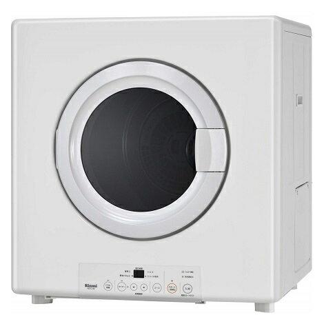 リンナイ 業務用乾燥容量  ガス衣類乾燥機 乾太くん 都市ガス 12a/13aガスコード接続タイプピュアホワイトrdtc-80-lpgの写真