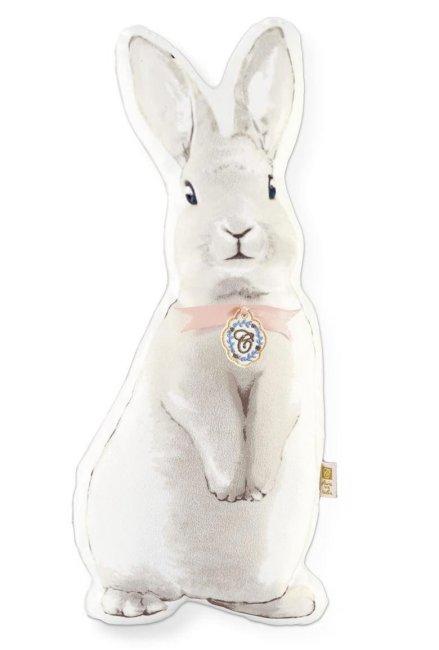 ギュッとしたくなる アニマルクッションシリーズ ウサギ