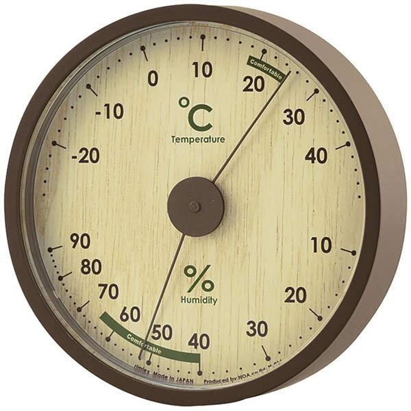 NOA 温度湿度計Ashley(アシュリー) ナチュラル N-016 Nの写真