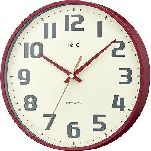 掛け時計 チュロス FEW182 R-Z(1台)の写真