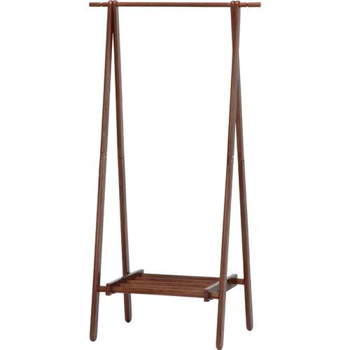 木製ハンガー ジョイント 6110-26-W52BR ブラウン(1コ入)の写真