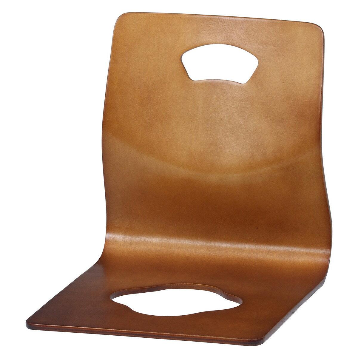 和座椅子 6221HBR ブラウン