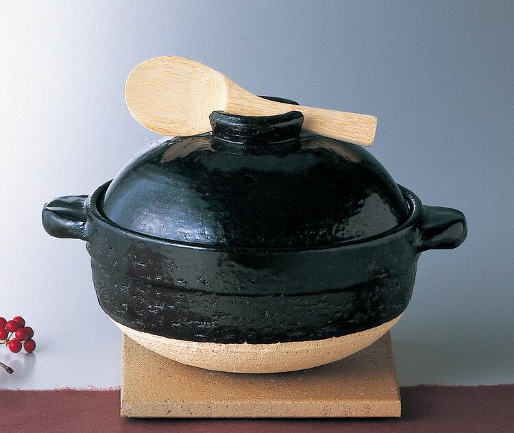長谷園 かまどさん (三合炊き ) 伊賀焼の写真